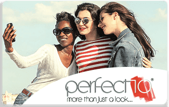 Perfect 10 pre-paid or gift cards